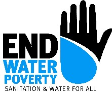 End Water Poverty logo