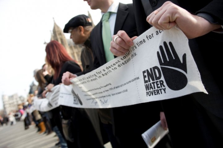 End Water Poverty in action
