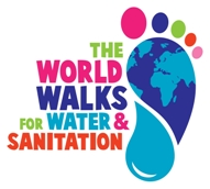 World Walks for Water and Sanitation logo